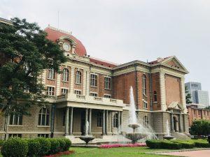 天津外国语大学钟楼
